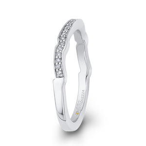 Diamond Wedding Band Promezza PR0206BH-44W-.75