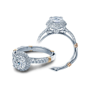 Verragio Parisian D-133RD Prong Engagement Ring D-133RD