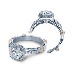 Verraigo Parisian Collection – Style Diamond Engagement Mounting DL-123CU