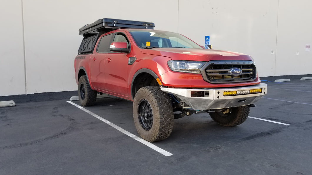 COMING SOON! 2019+ Ford Ranger Modular Front Bumper