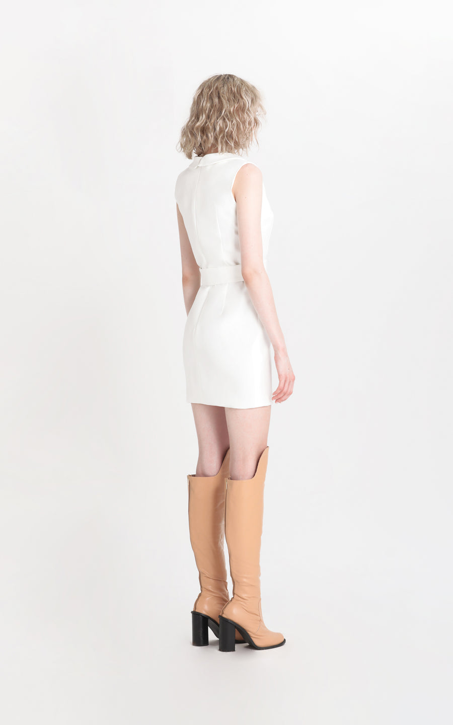 White Bird Dress