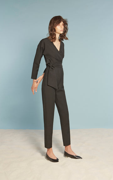 Black Board Jumpsuit
