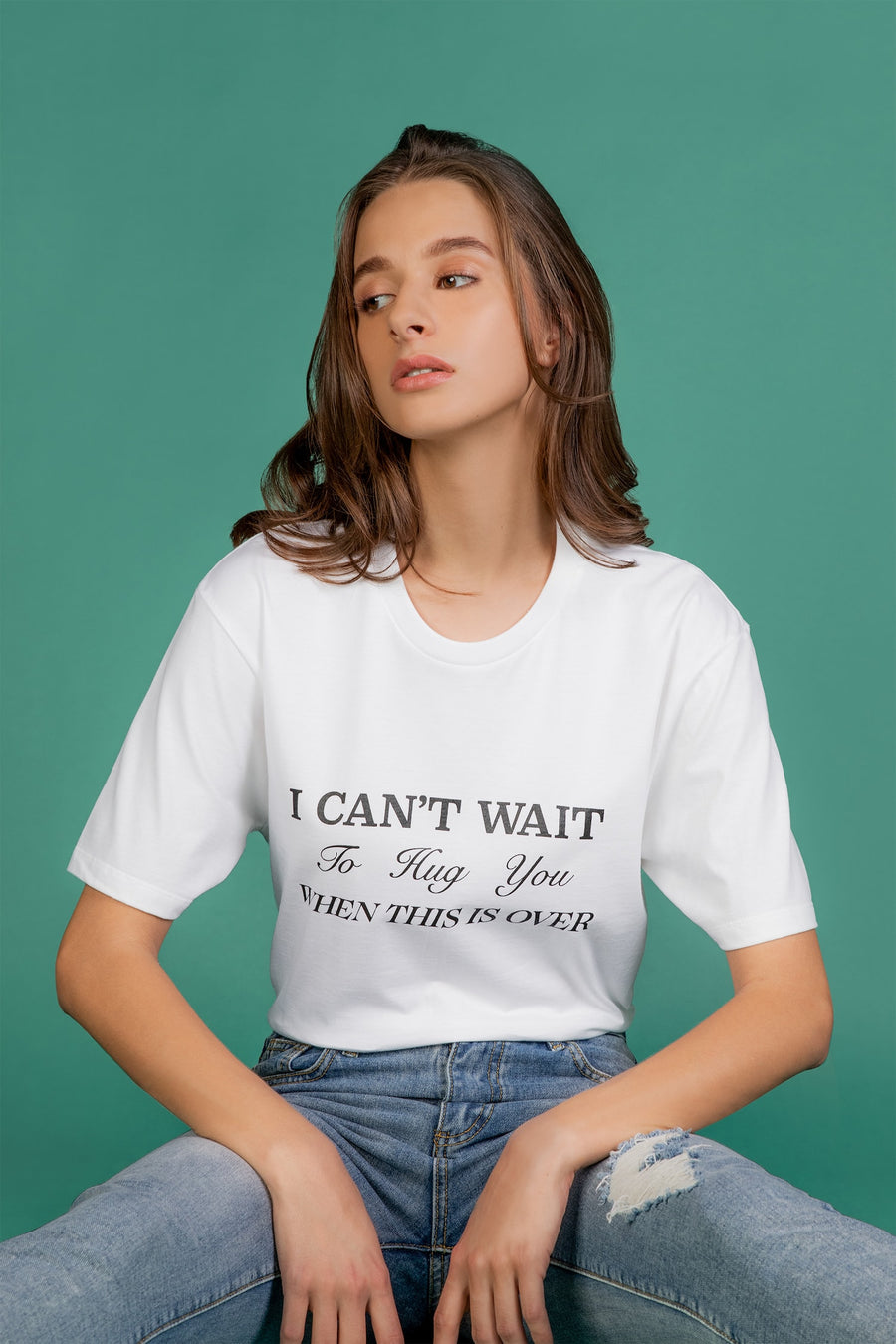 I can't wait to hug you T-Shirt