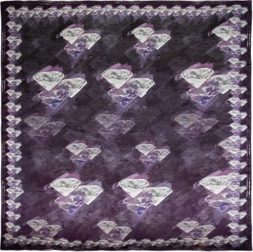 'Purple Rain' Scarf (Limited Edition)