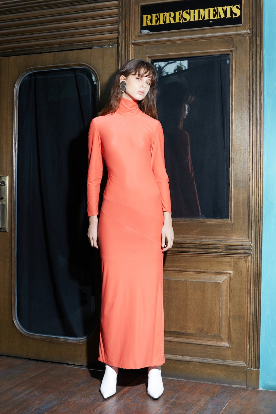 Marmalade Turtleneck Dress