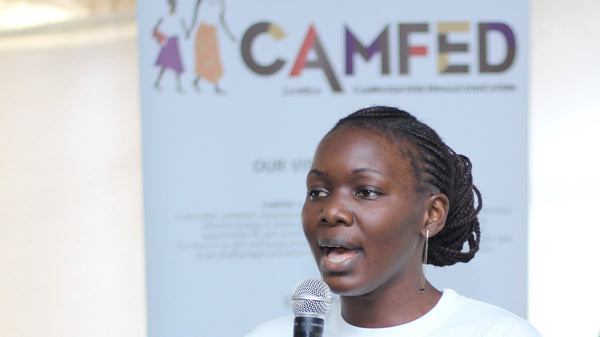 """We heard your daughter on the radio!"" Young women leading coronavirus action in rural Zambia"