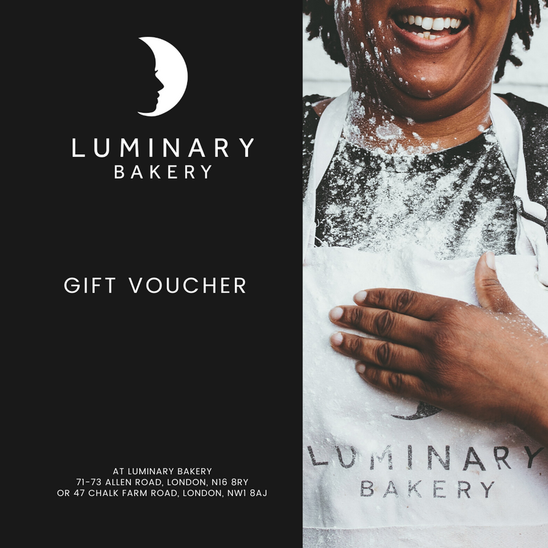 Online and In-Store Gift Voucher
