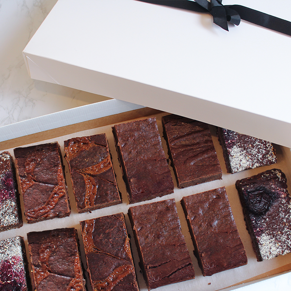 Letterbox Brownie - Mixed Box
