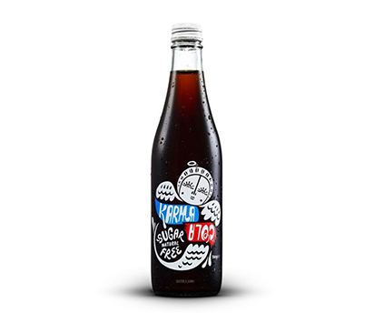 Karma Cola Hackney