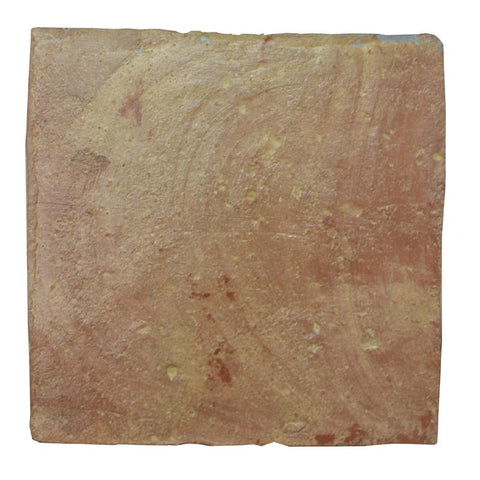 honey terracotta tile