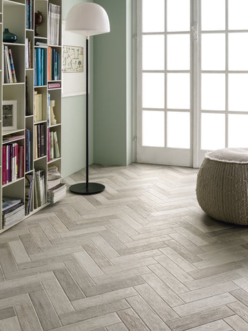 Parquet Maple Porcelain Floor Tile
