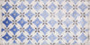 Vita Blue Patterned Tile Mix