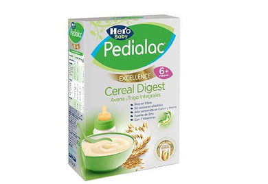 Hero Pedialac Cereal Digest Avena y Trigo Integrales - PequeStyle