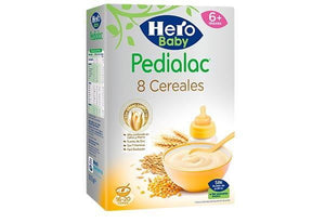 Hero Pedialac 8 cereales - PequeStyle