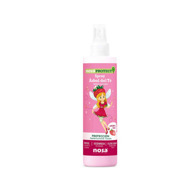 NosaProtect Spray Árbol del Té Fresa 250ml - PequeStyle