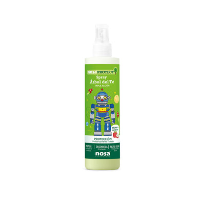 NosaProtect Spray Árbol del Té Manzana 250ml - PequeStyle