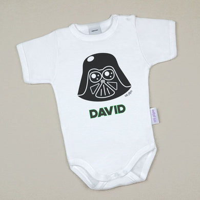 Body Babidu Personalizado Darth Vader - PequeStyle