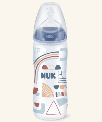 Nuk Biberón FC+ PP 360ml Colour Play Silicona 6-18m XL