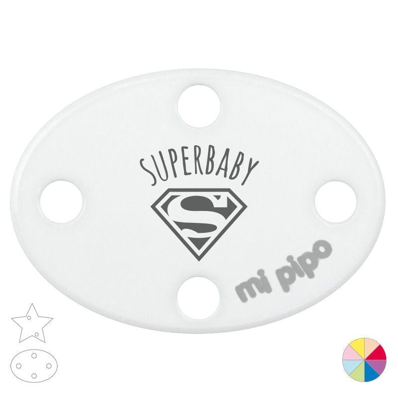 Broche Pinza Super Baby - PequeStyle