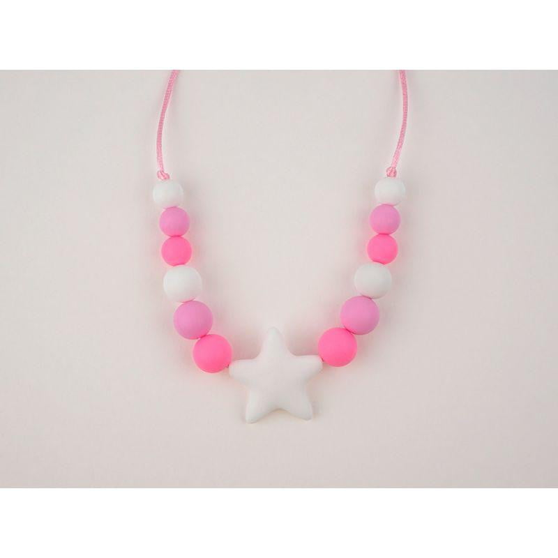 Collar de Lactancia Basic Rosa - PequeStyle