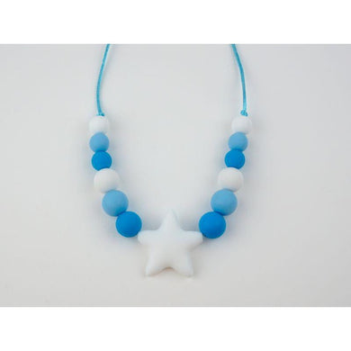 Collar de Lactancia Basic Azul - PequeStyle