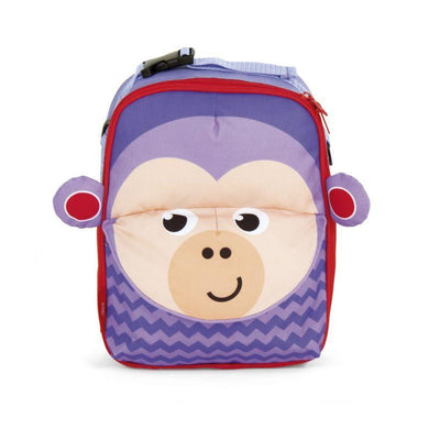 Mochilas Fisher Price Mono - PequeStyle