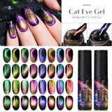 Nail Vision 7D Cat Eye Nail Gel