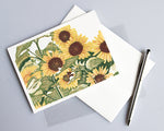 Sunflower Patch – card