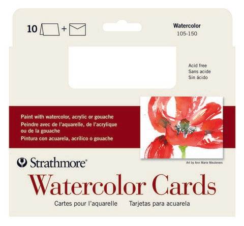 Strathmore Watercolor Greeting Cards