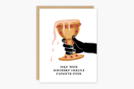 Birthday Chalice Card