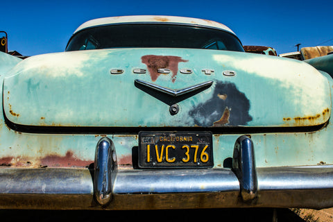 Desoto photograph by Barry Kluczyk