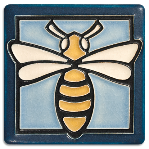 Light Blue Bee 4x4 #4431