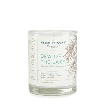Dew of the Lake 6.5 oz Candle