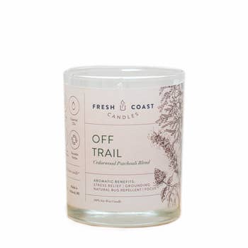 Off Trail 6.5 oz Candle