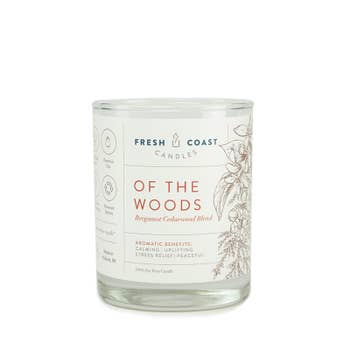 Of The Woods 6.5 oz Candle