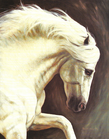 Horse of Legends - fine art print