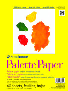 Strathmore 300 Series Palette Paper Pad