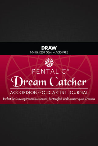 Pentalion Dream Catcher Journal