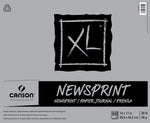 Canson XL Newsprint Pack