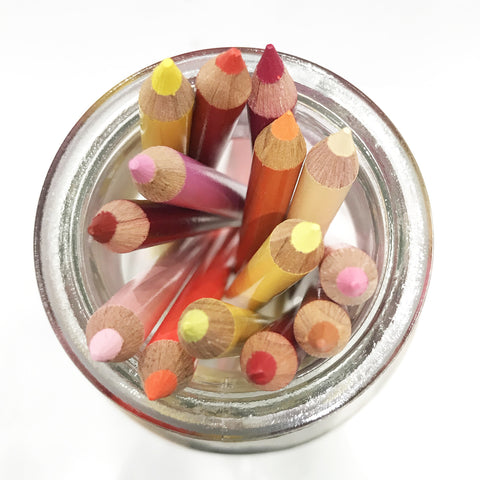Prismacolor Colored Pencils – Red, Pink, Orange & Yellow