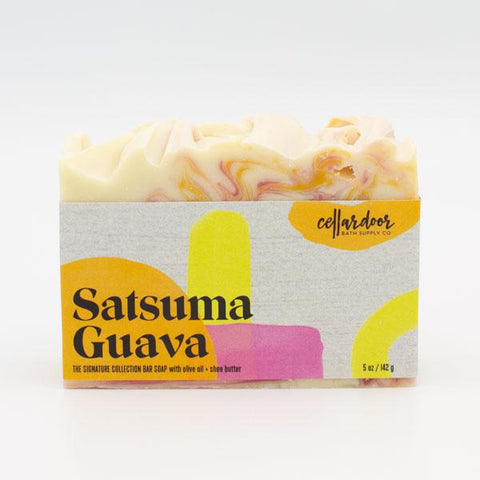 Satsuma Guava Bar Soap