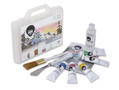 Bob Ross Basic Paint Set