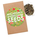 Michigan wildflower seed packets