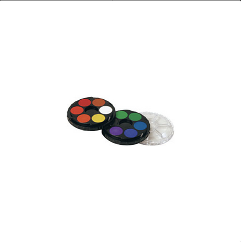 Art Advantage Watercolor Compact Set 12 Color
