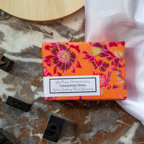 All natural handmade soap.