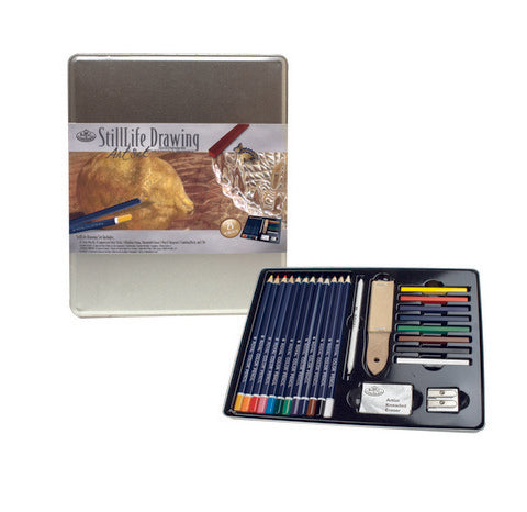 Royal & Langnickel – drawing color pencil art set