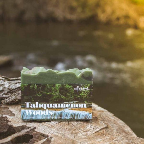 Tahquamenon Woods Bar Soap