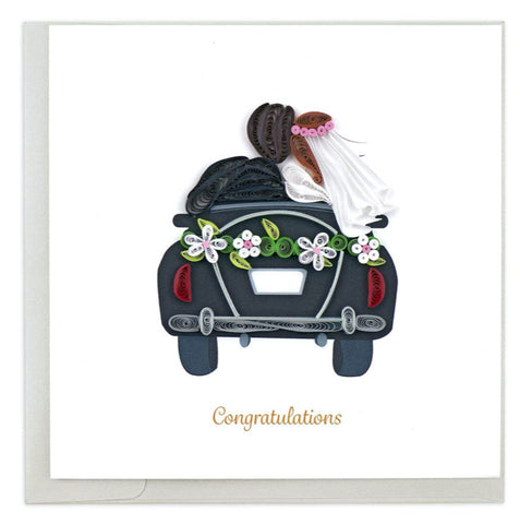 Just Married – card