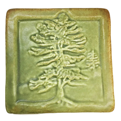White Pine Art Tile