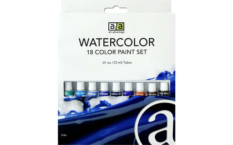 Art Advantage Watercolor Paint Set